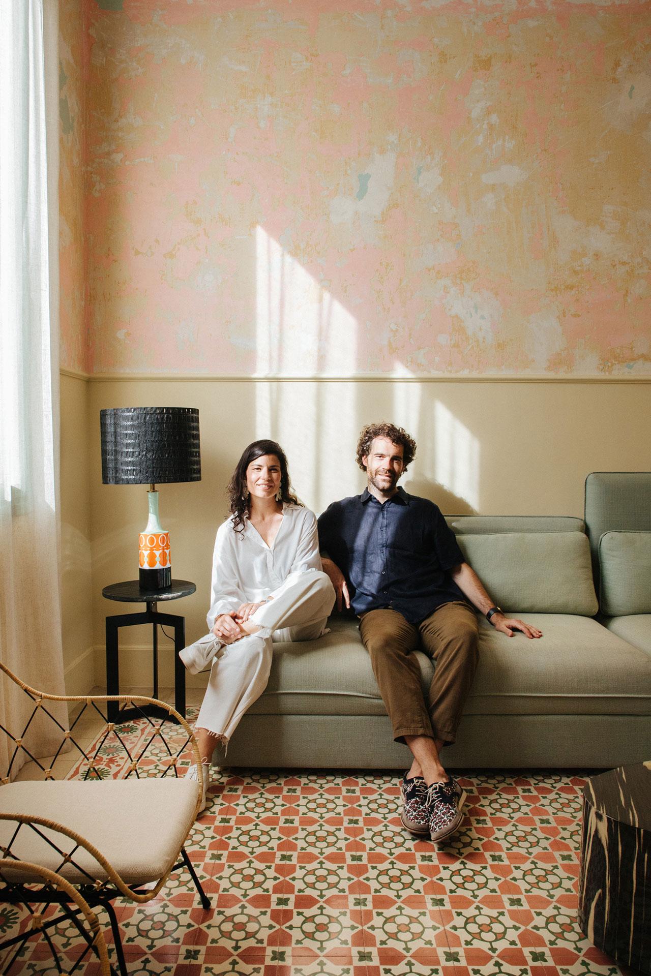 María León Ferreiro and Eduardo López Solórzano. Photography by Silvia Gil-Roldán.