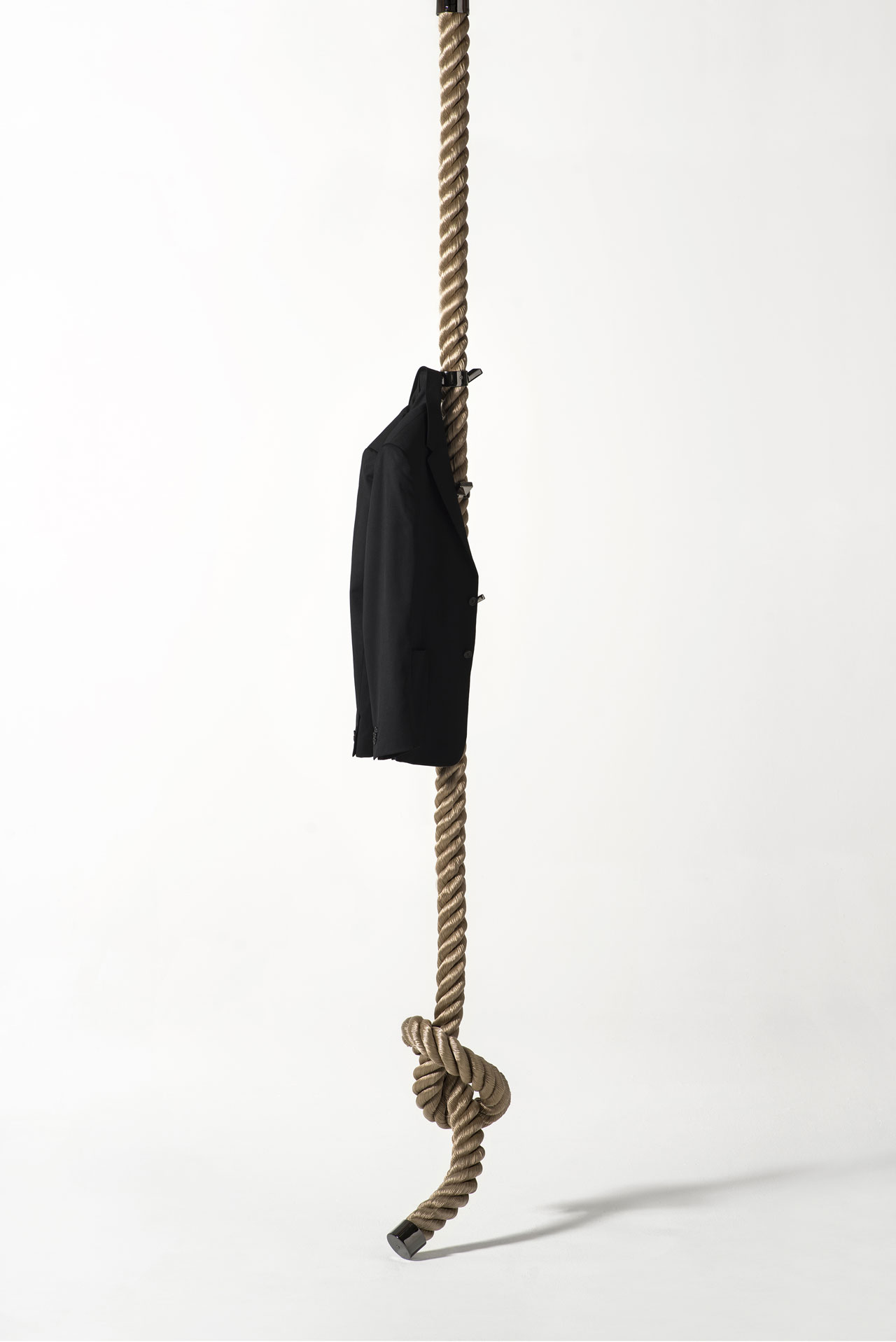 La Cima3 clothes hanger by Lapo Ciatti for Opinion Ciatti.