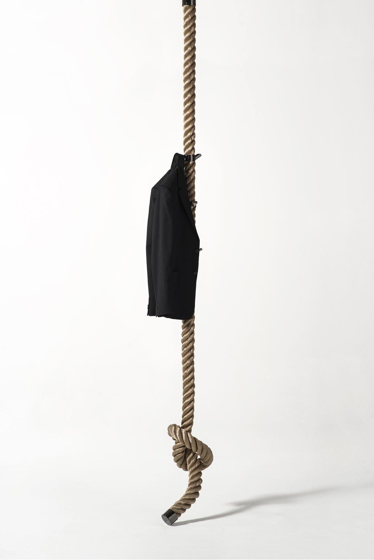 La Cima3clothes hanger byLapo Ciatti forOpinion Ciatti.