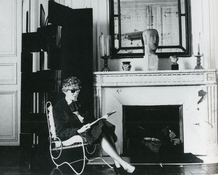 Eileen Gray in Paris, © Gray Matters.
