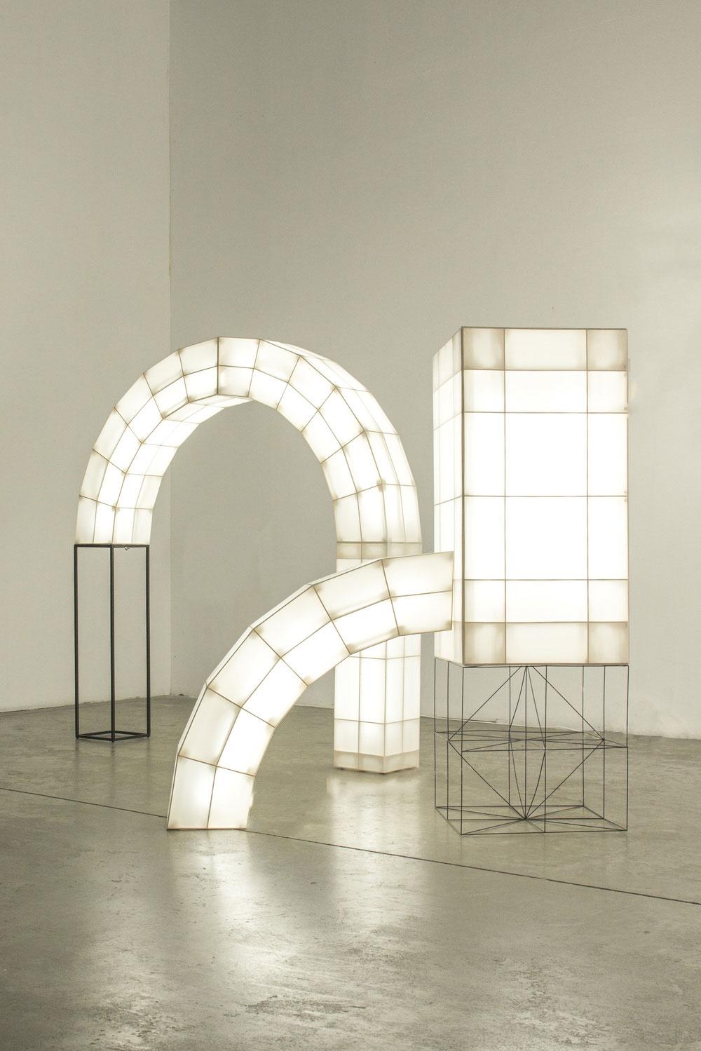 Space Frames by Studio Mieke Meijer.