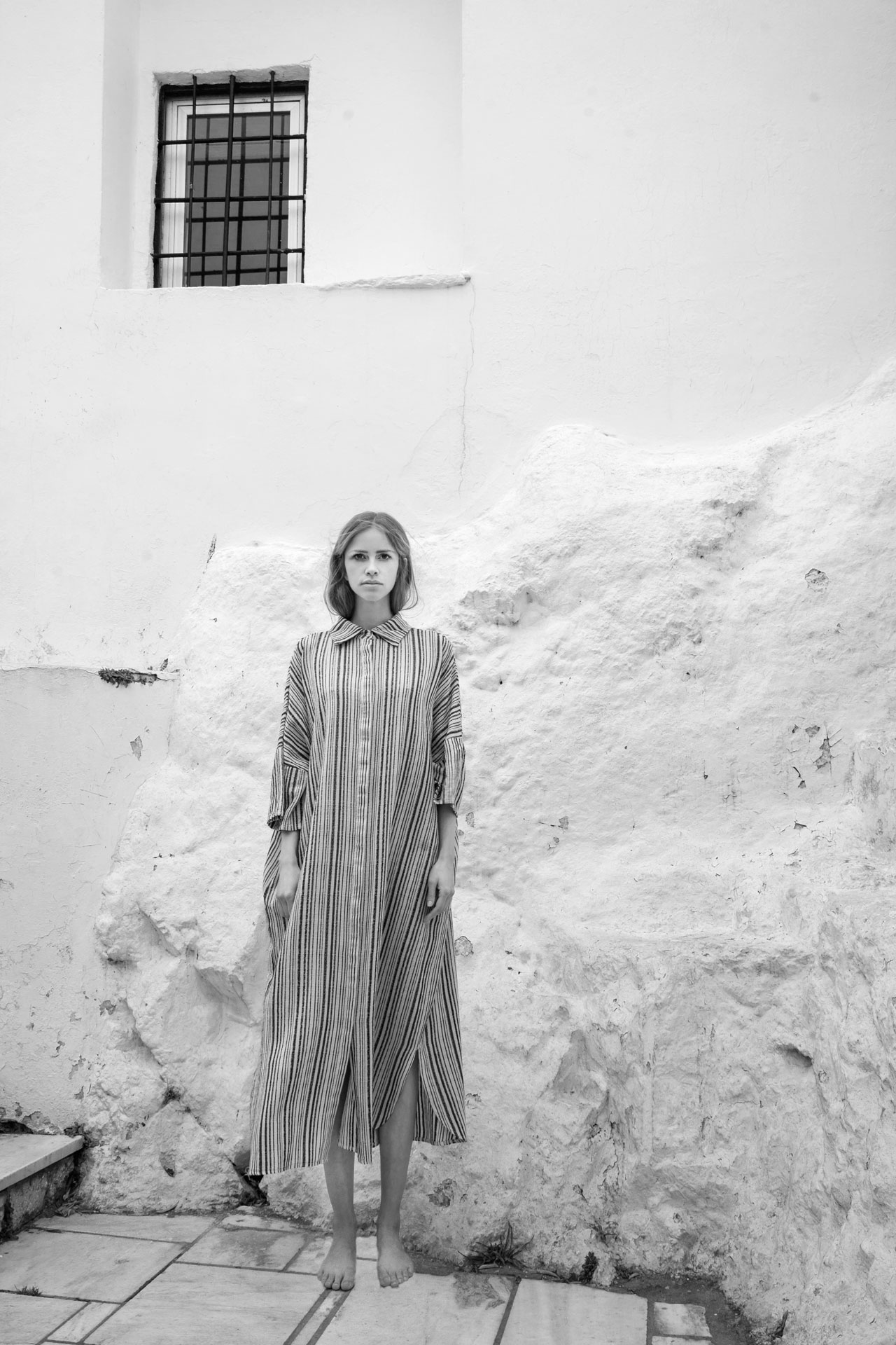 ERGON MYKONOS SS16Art direction: George PavlakisPhotographer: Kwnstantinos MalekakisMake up artist & Hair: Elena PsomaModels: Antigoni Tantsi & Theresa (d.models)