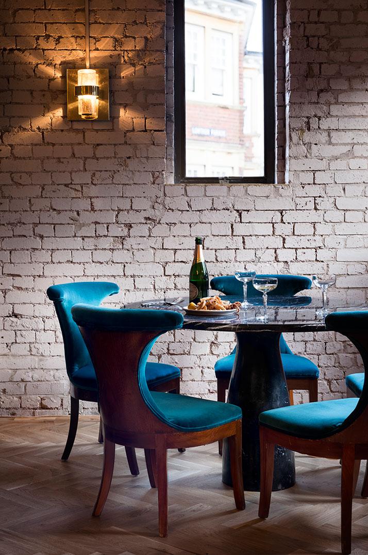 The members bar. Photo© Paul Raeside.
