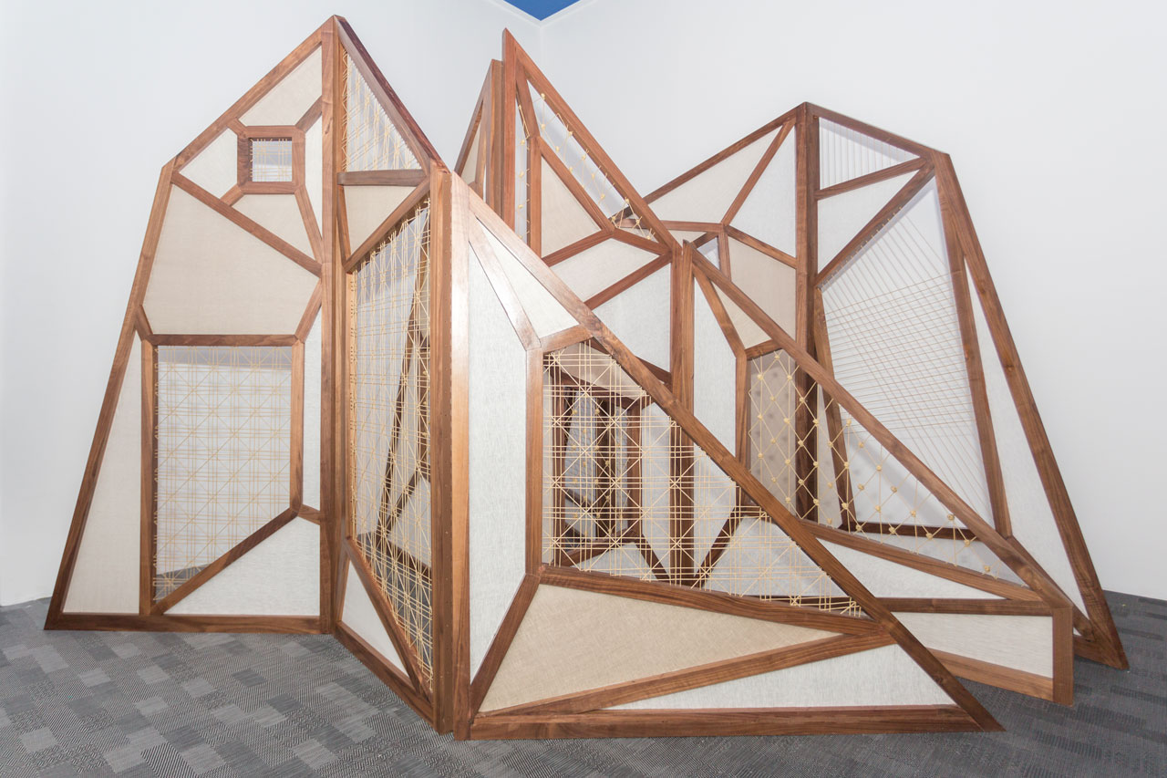 """ABWAB: UAE Pavilion,""""All Work and No Play Makes Jack a Dull Boy"""" curated by Dubai-basedMobius Design Studio."""