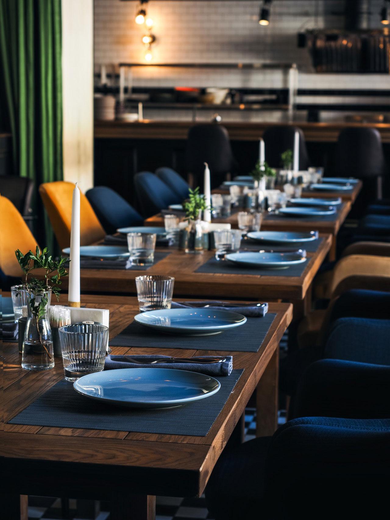 Shana restaurant byEl Born studio. Photo bySergey Mailnikov.