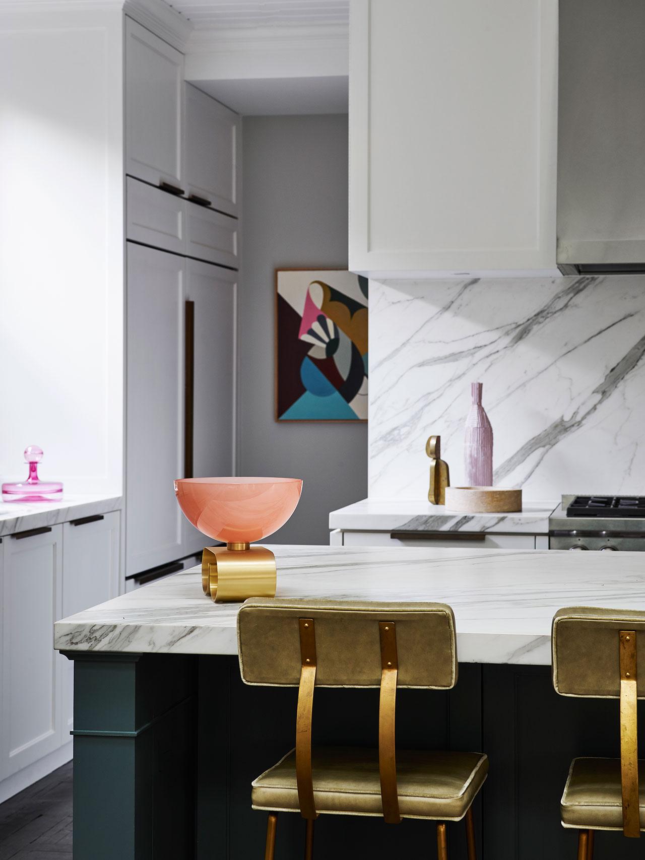 Art House by Studio CD - Claire Driscoll Delmar. Kitchen. Photo by Anson Smart.