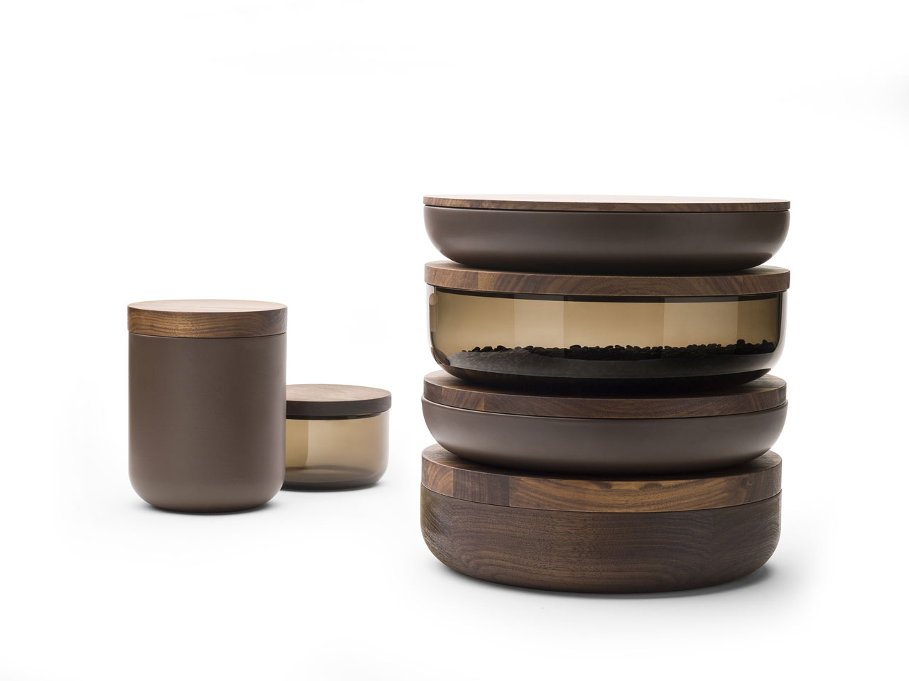 Pottery by Vincent van Duysen for When Objects Work.