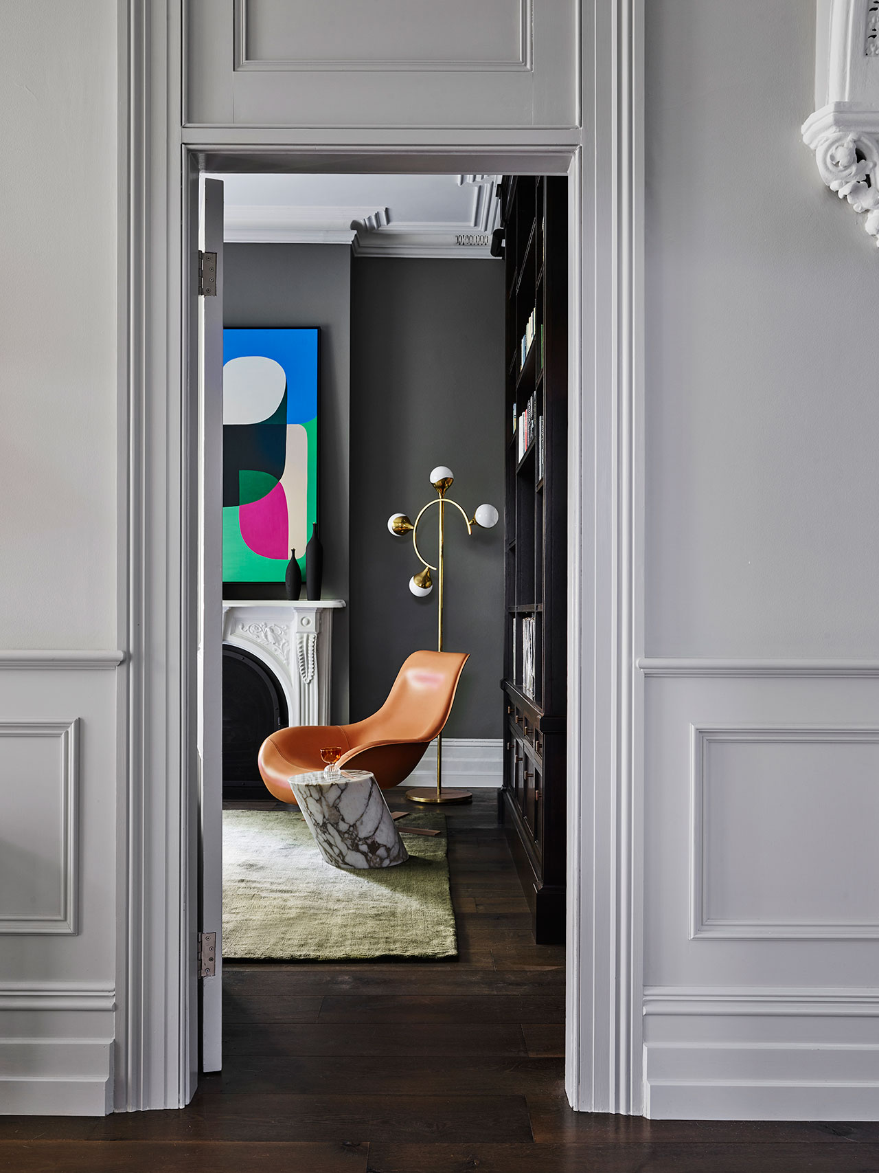Art House by Studio CD - Claire Driscoll Delmar. Study. Photo by Anson Smart.