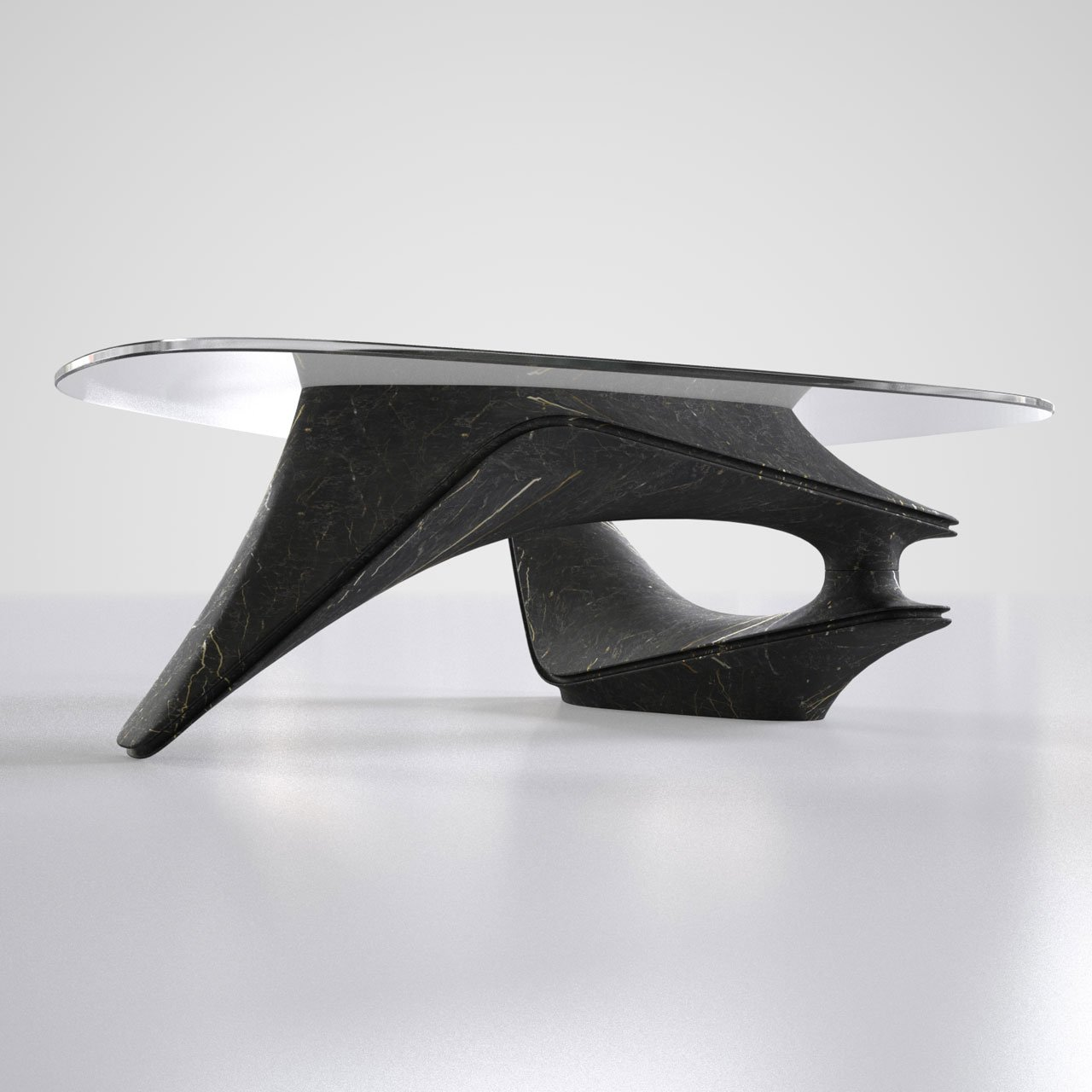 ISA coffee table by Ora Ito x CITCO.