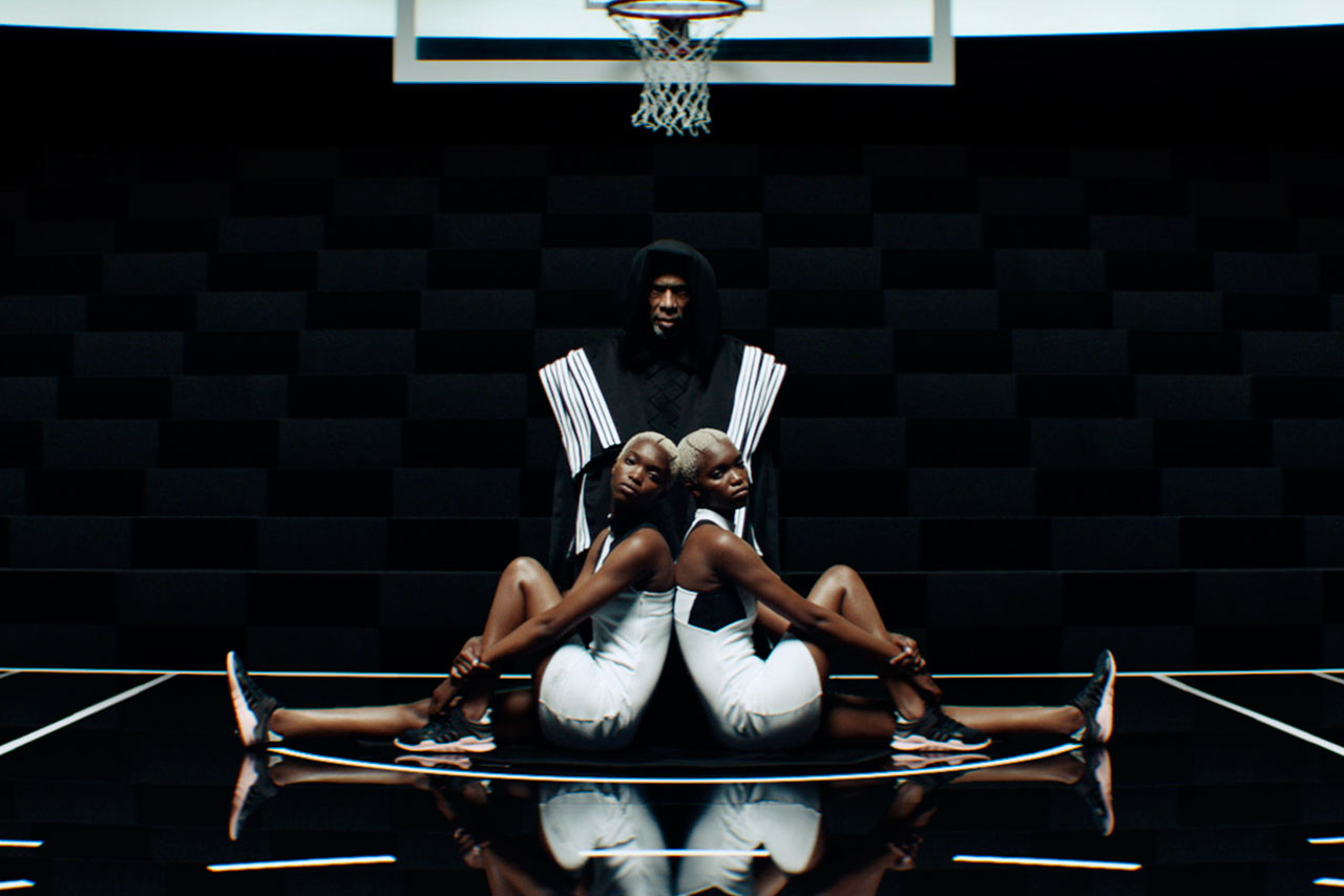 Legendary basketballer Kareem Abdul-Jabbar.