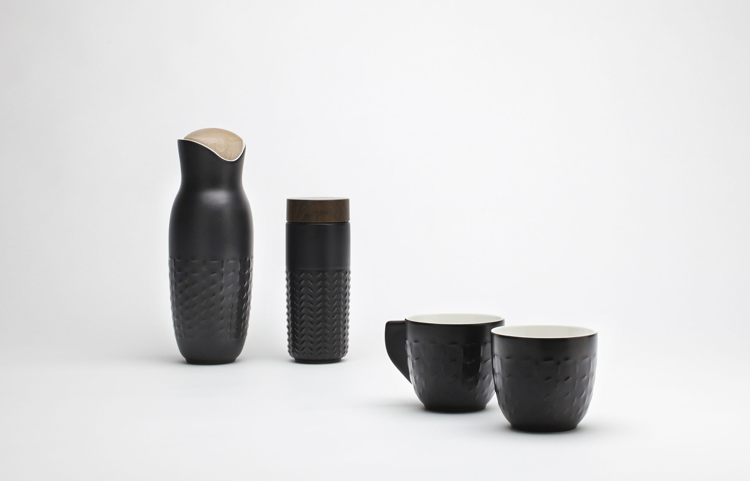 Urban Collection of ceramic tableware by Hangar Design Group for ACERA.