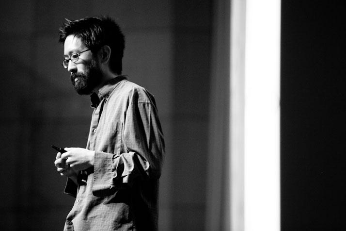 Alexander Chen,© Design Indaba 2013.