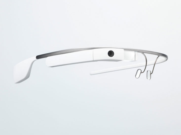 Google Glass, © Google.