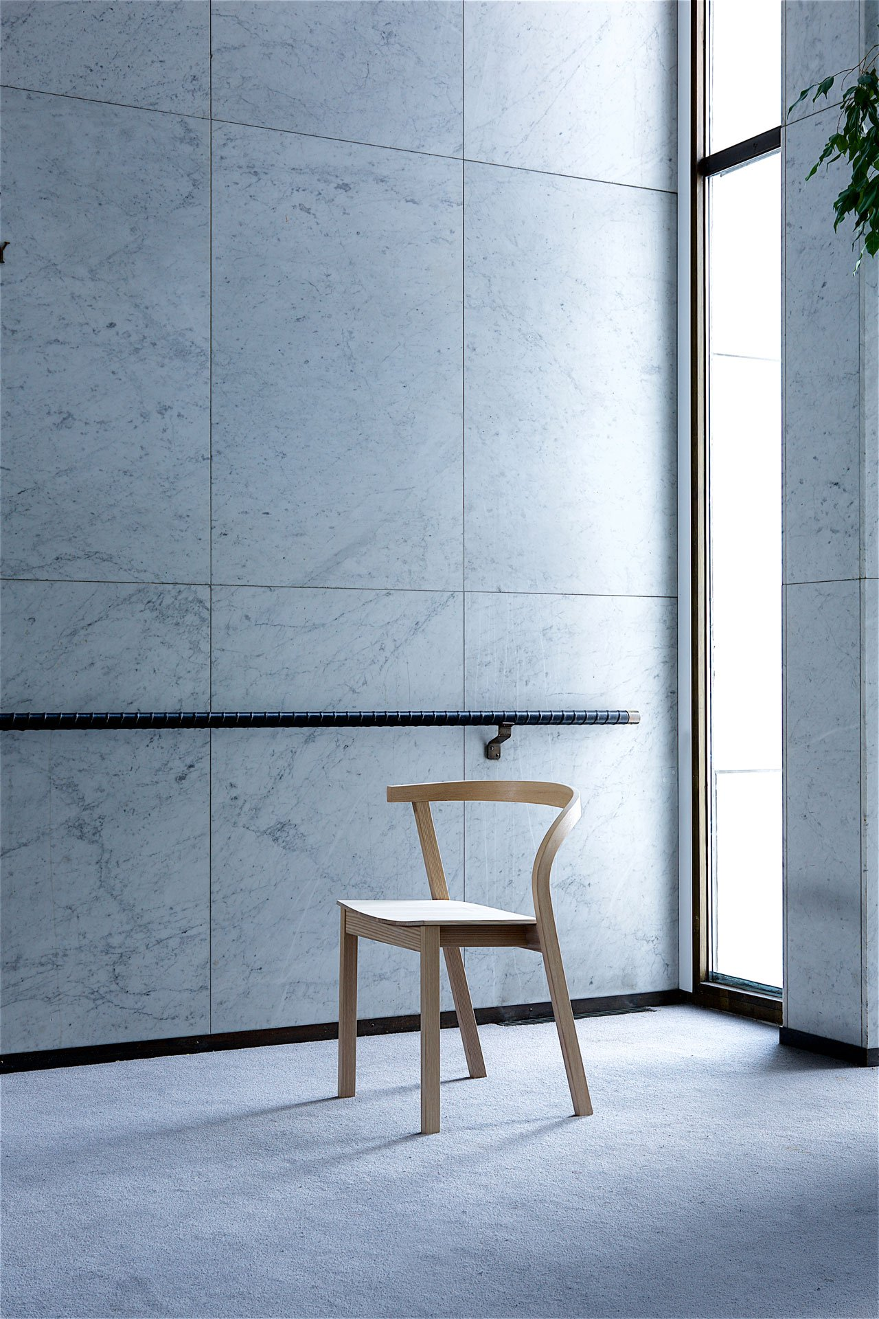 Another (side chair) by Antti Tuomi. (Salone Satellite)