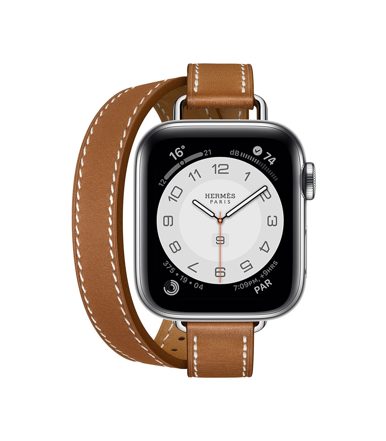 Apple Watch Hermès Series 6© Apple.