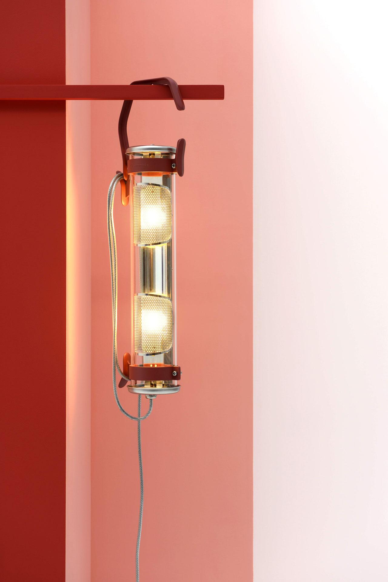 Balke hooklamp by Sammode.