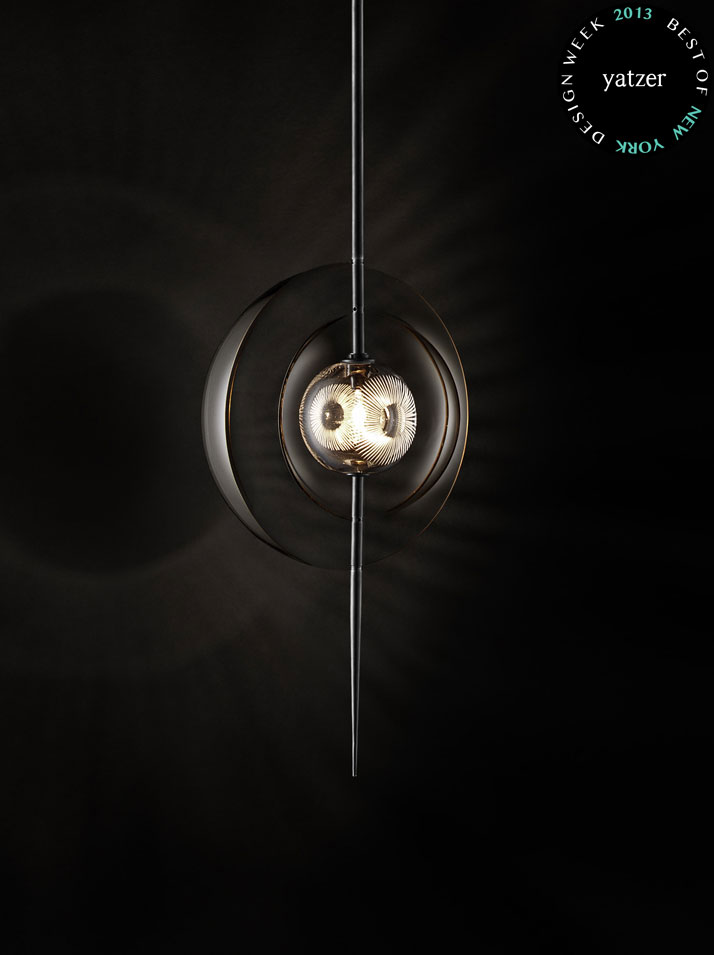 CAPTURE lighting fixture by Michael Anastassiades for J. & L. LOBMEYR.