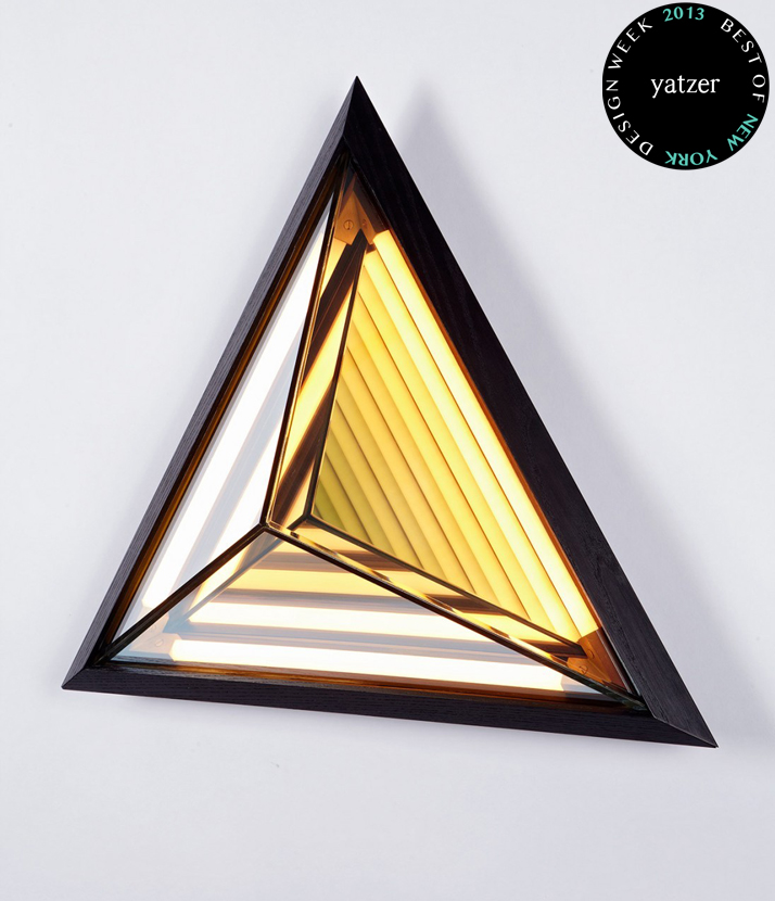 Stella Triangle by Roll & Hill.