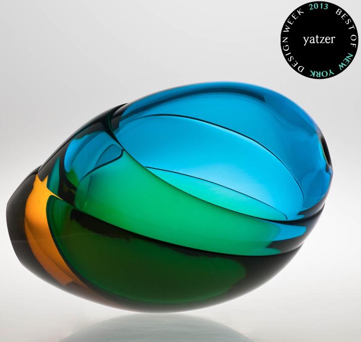 ''Vaso membrana'' byJacqueline Terpins.