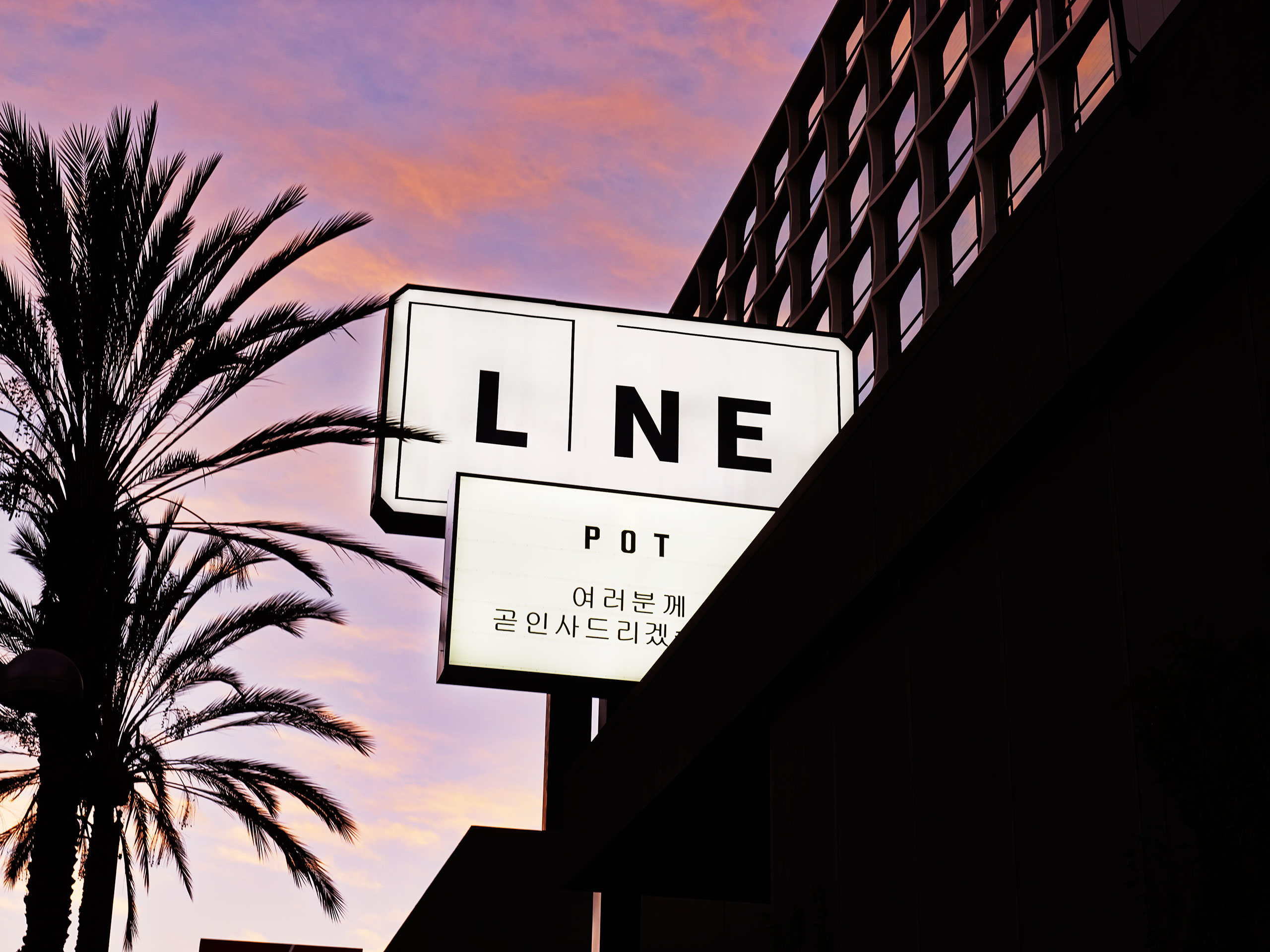 photo by Adrian Gaut, © The Line Hotel, L.A.