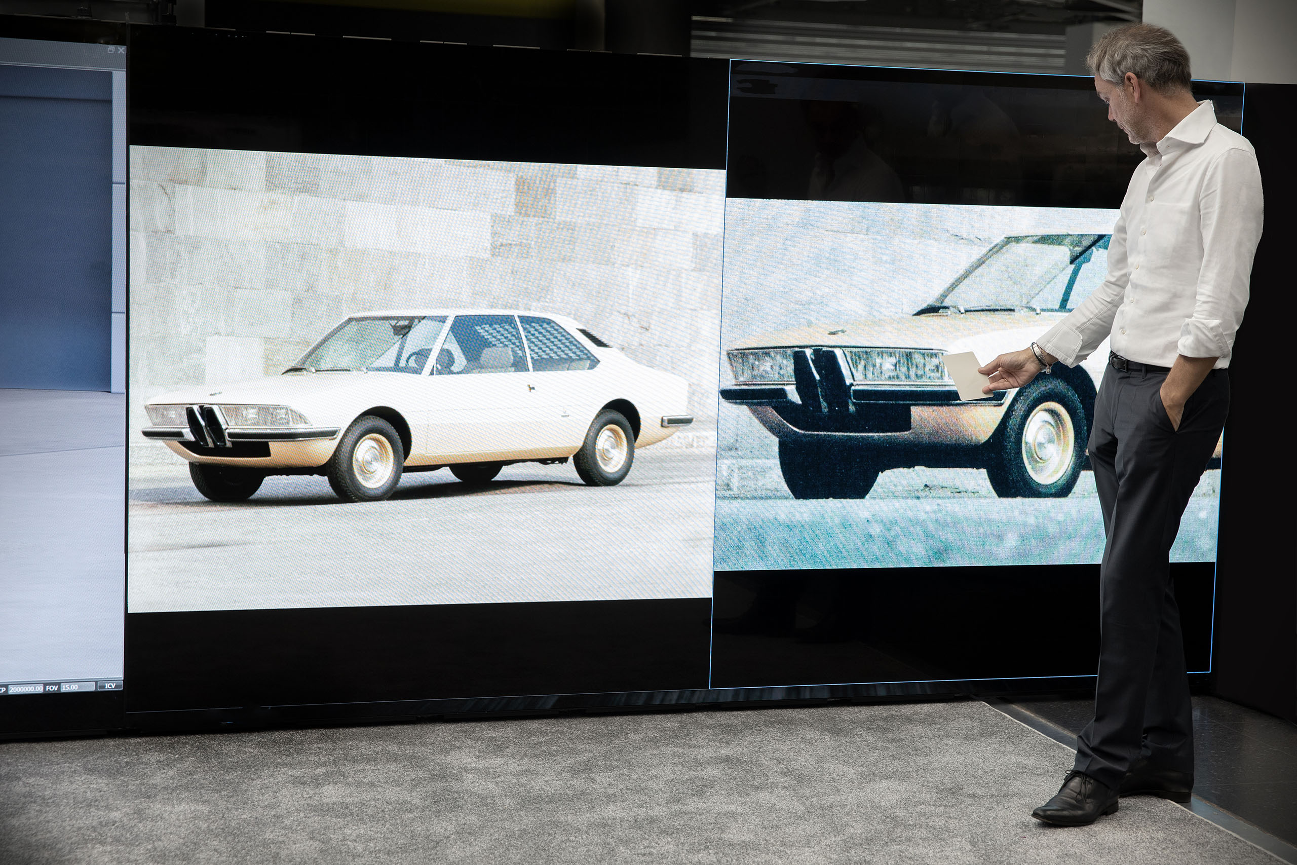 BMW Garmisch, photo Courtesy BMW Group.