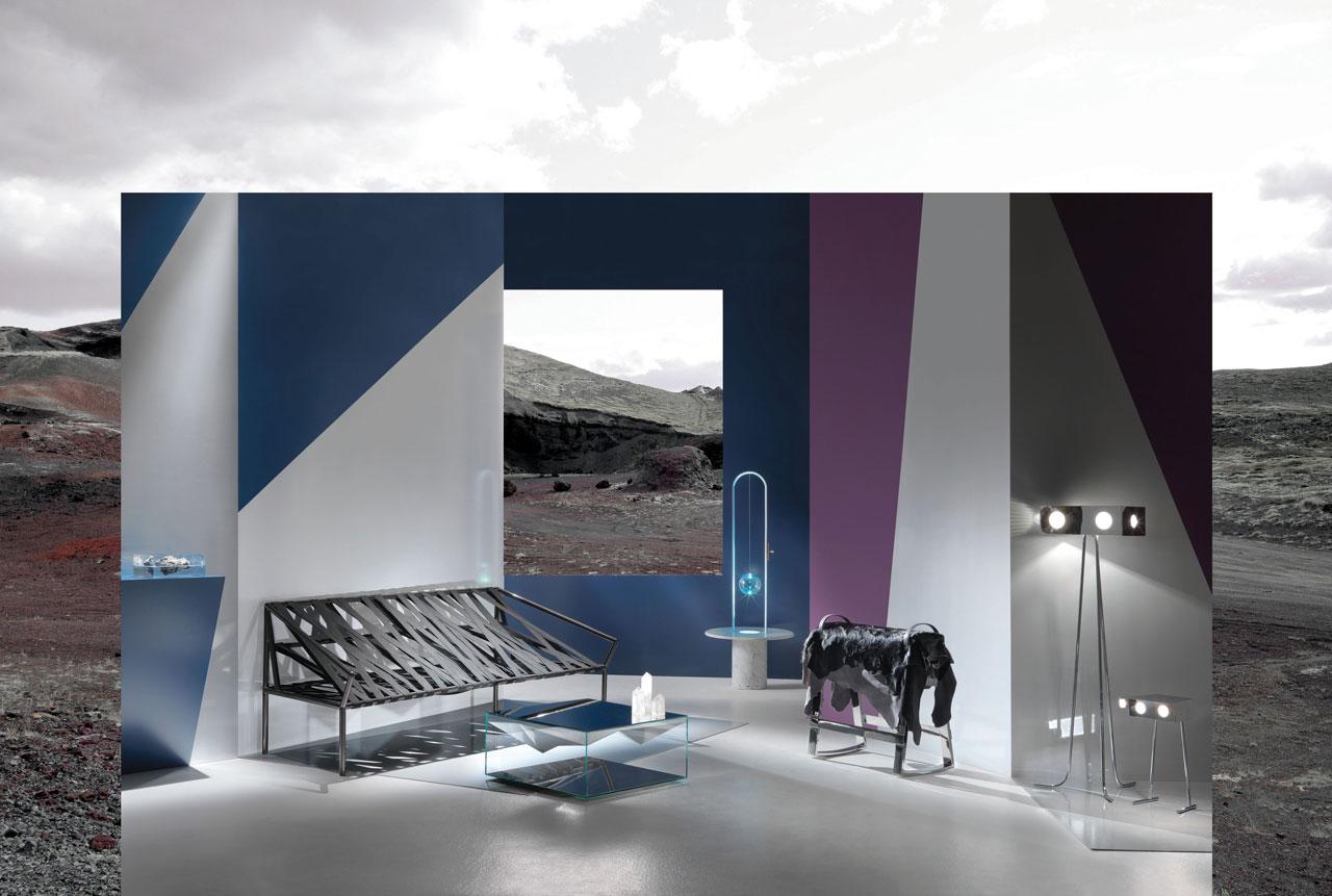 FRAGMENTS by JCP Universe.Photography by Silvio Macchi & Athanasios Alexo.Background photos: Thanos Zakopoulos.Set Design: Katia Meneghini.© JCP Universe.