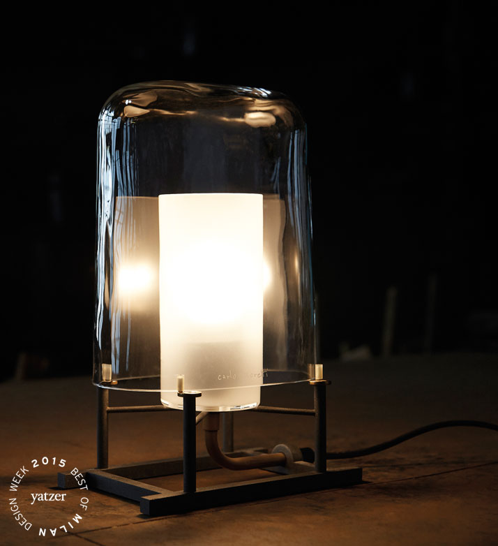 Efra table lamp by Carlo Moretti.
