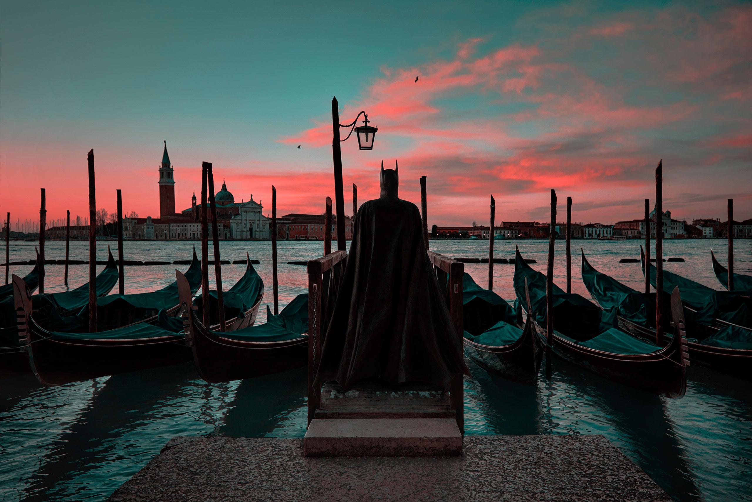 DailyBat -Venice.Photography by Sebastian Magnani.