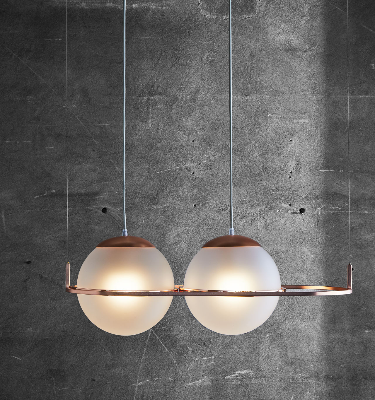 Déco lamp by Federica Biasi for Mingardo.
