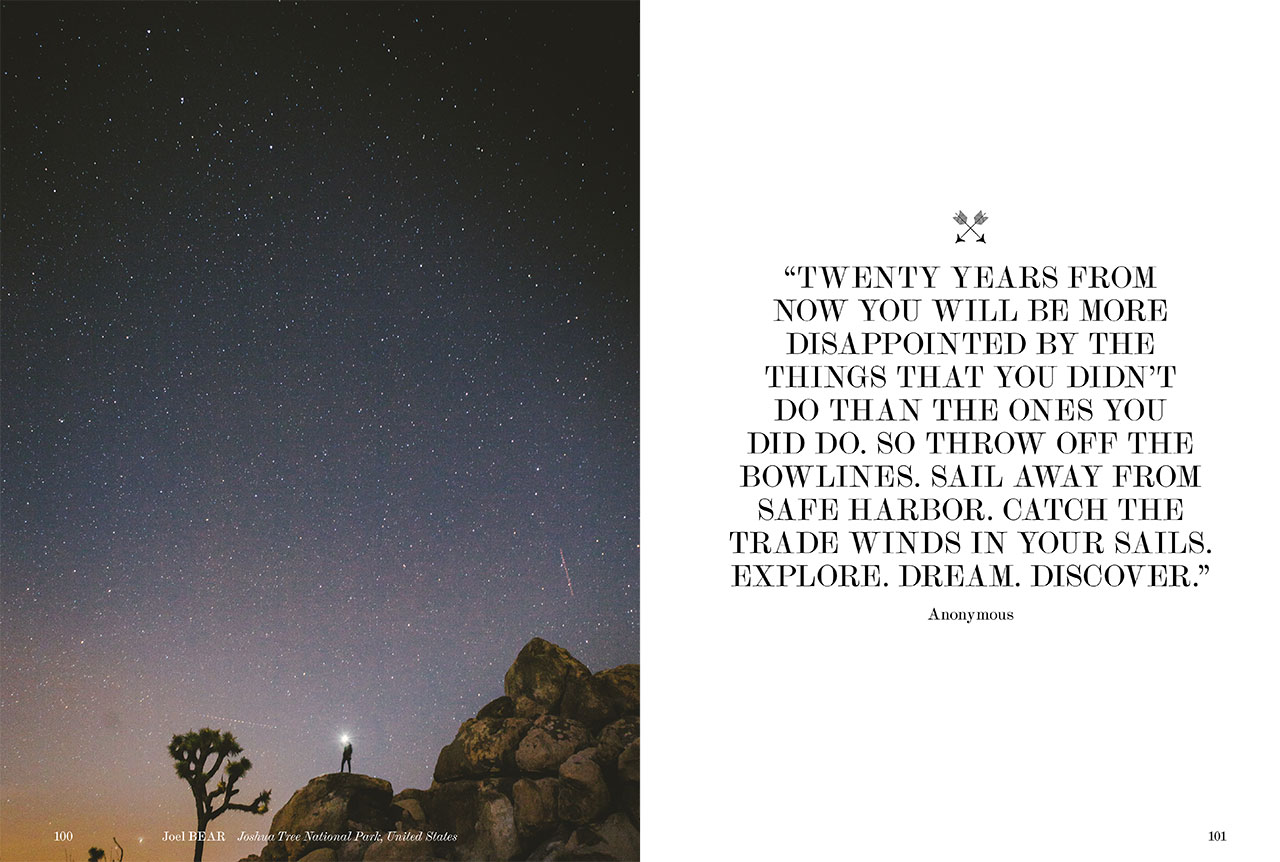 Joshua Tree National Park, United States. Photo by Joel Bear, from 'The Great Wide Open', © Gestalten 2015.
