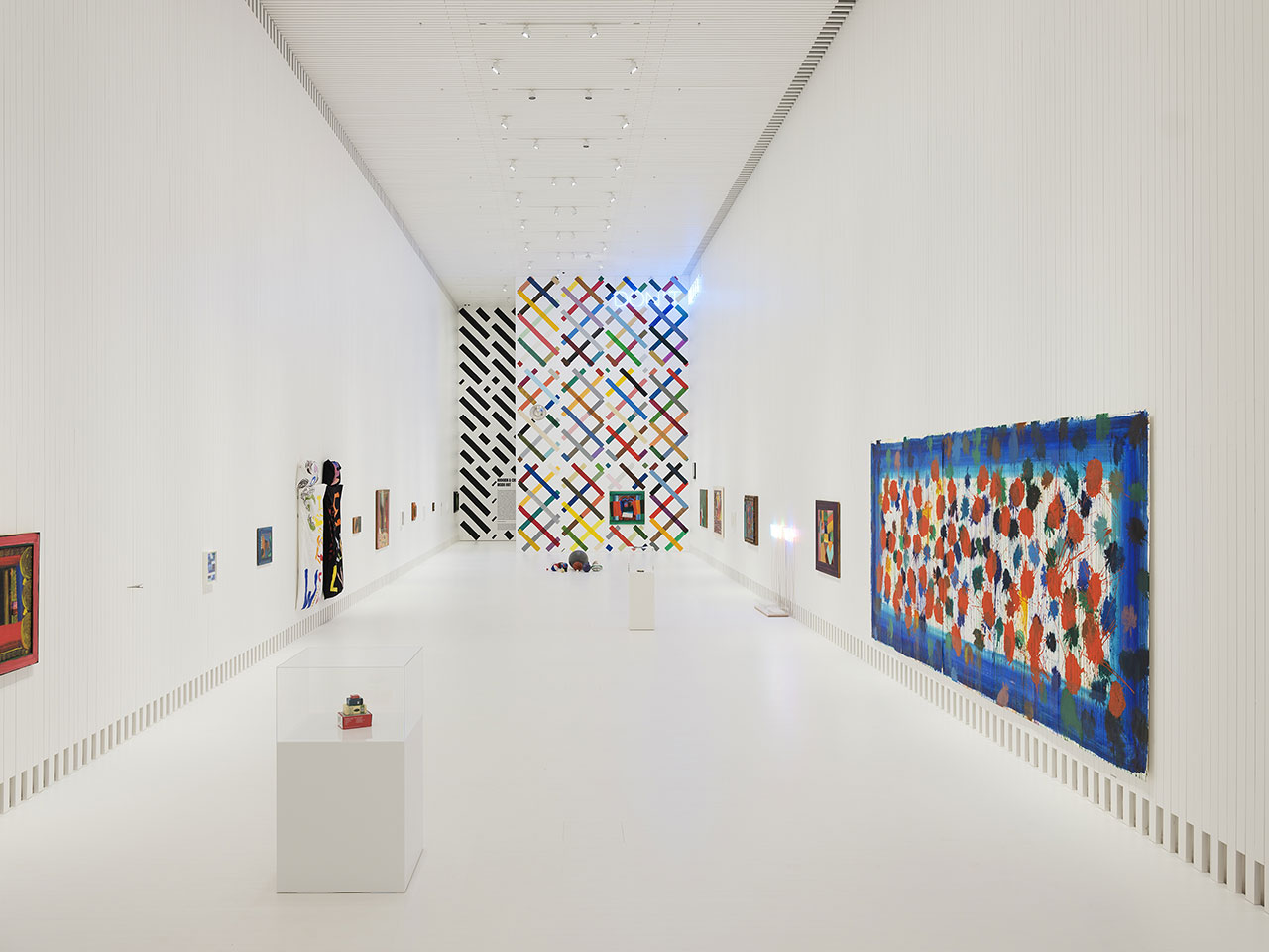 Hodgkin and Creed – Inside Out Exhibition. Photo by Einar Aslaksen.