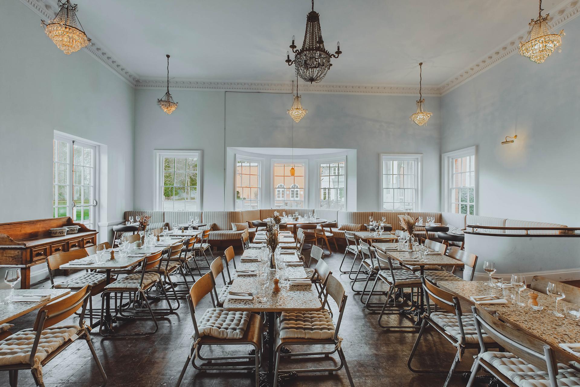 """Valeries"" All-Day Restaurant. Photo by Adam Firman."