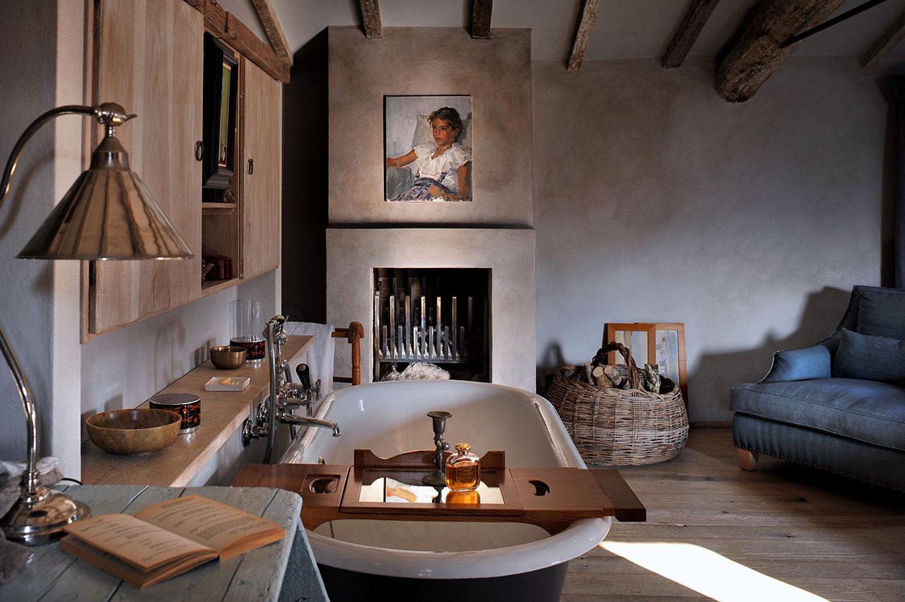 Castello di Reschio - Interiors. Photo ©Reschioestate.