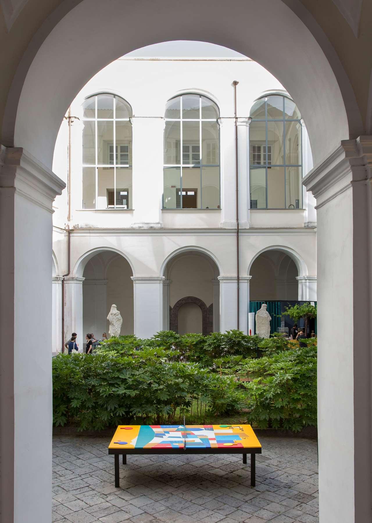 EDIT Napoli exhibition view,PPPattern + Resli Tale x Made in EDIT. Photo © Roberto Pierucci.