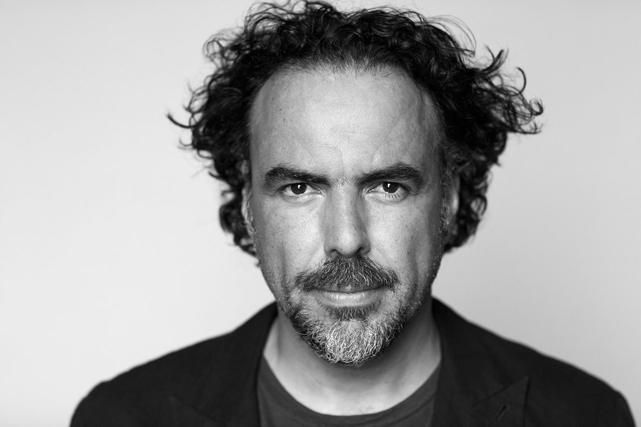 Alejandro González IñárrituPhoto Brigitte Lacombe© Brigitte Lacombe.
