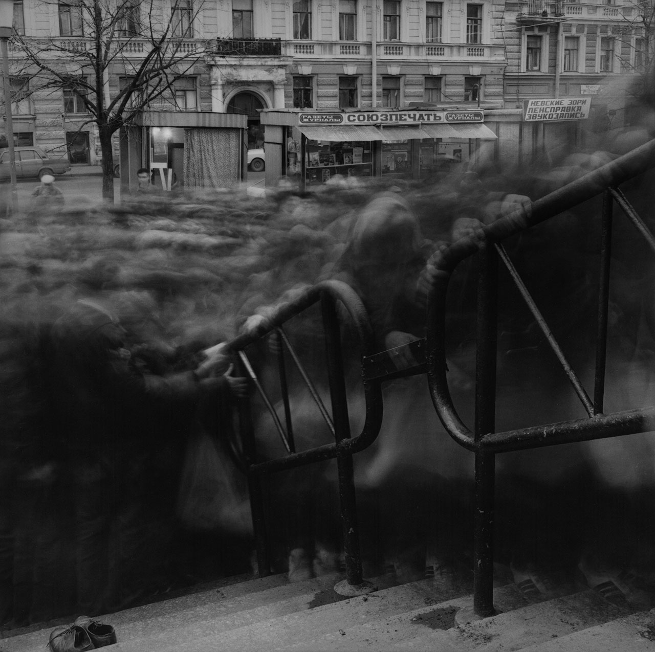 City of Shadows, photography by Alexey Titarenko, from PhotoViz © Gestalten 2016.
