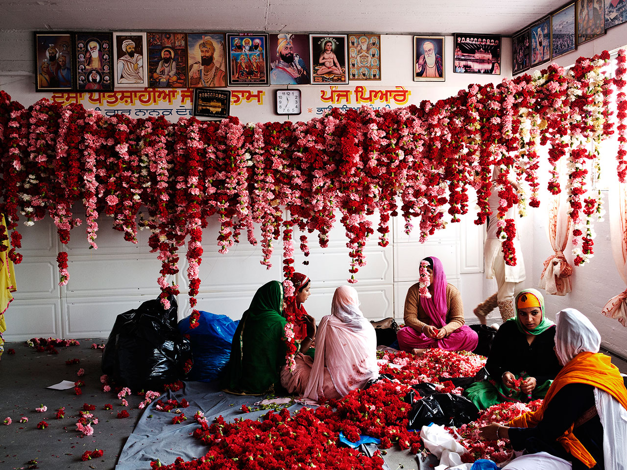 Guru Nanak Darbar (Sikh), Tavros© Tassos Vrettos.