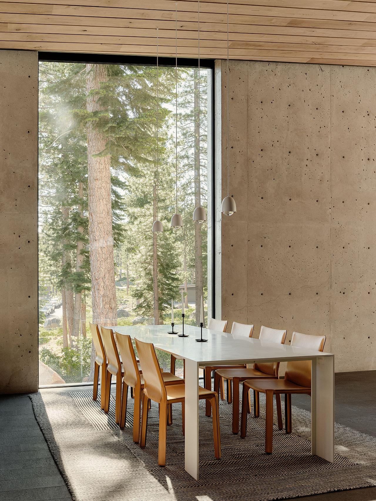 Lookout House byFaulkner Architects. Photography by Joe Fletcher Photography.