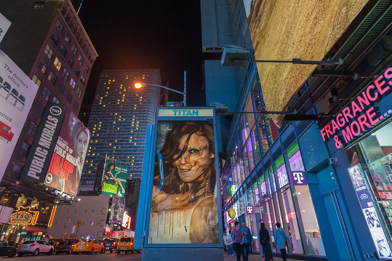 Unveiling Beauty, New York © Vermibus.