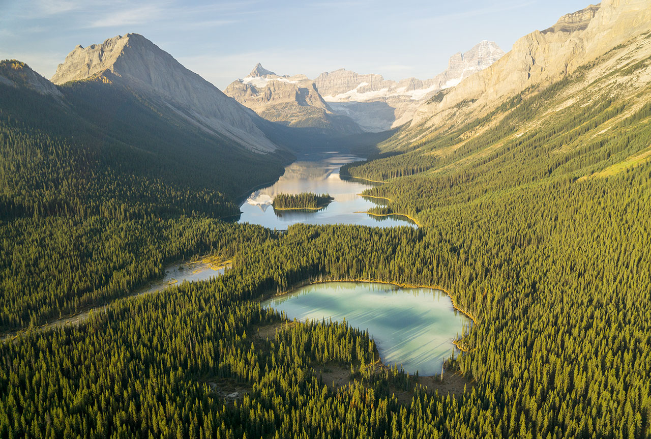 Alberta, Canada. Photo by Chris Burkard, from 'The Great Wide Open', © Gestalten 2015.