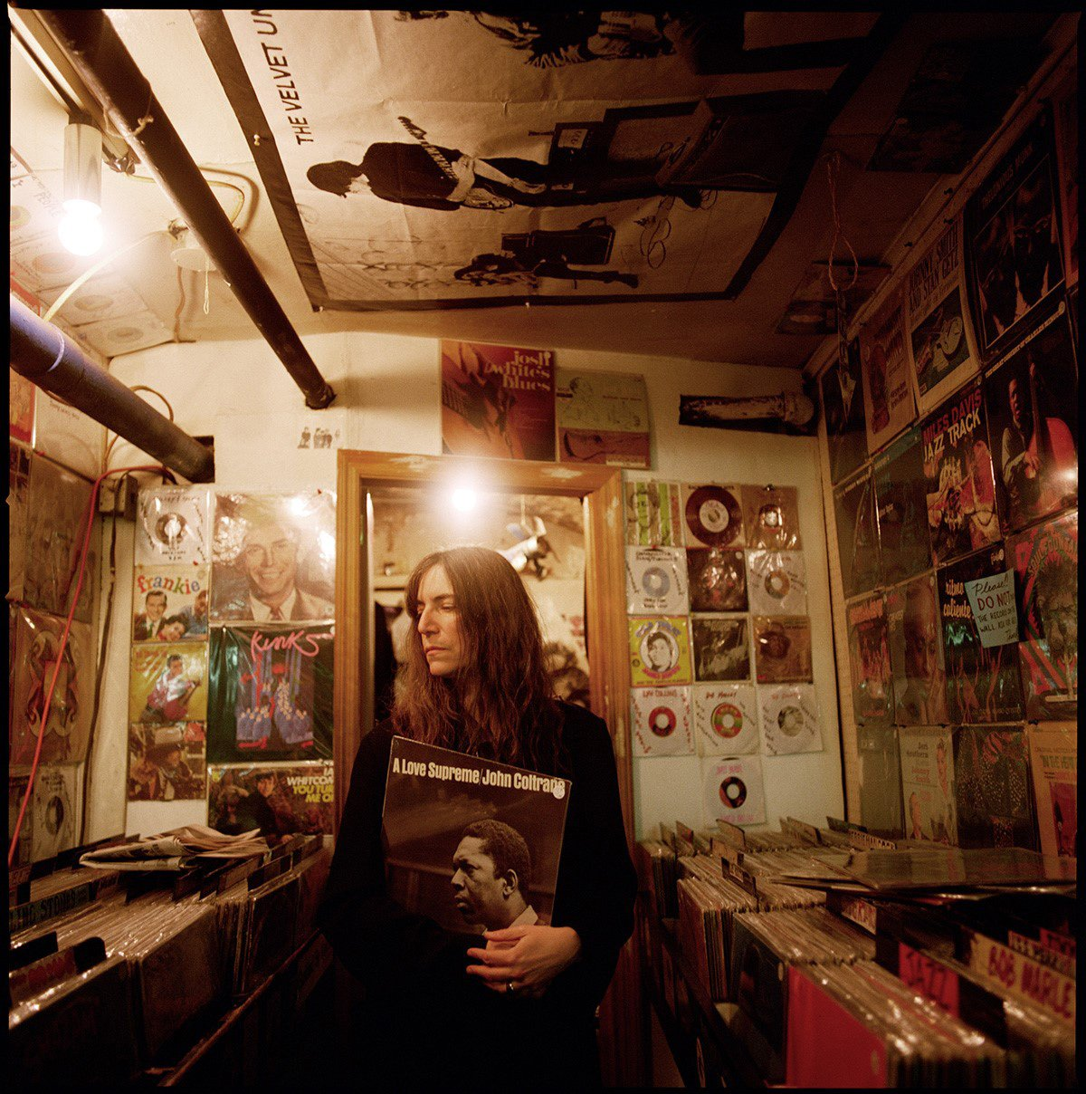 Danny Clinch, Patti Smith, New York, NY, 2000 © Danny Clinch