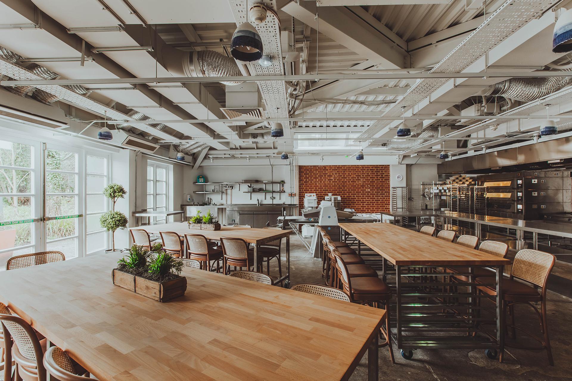 Interactive Bakery. Photo by Adam Firman.