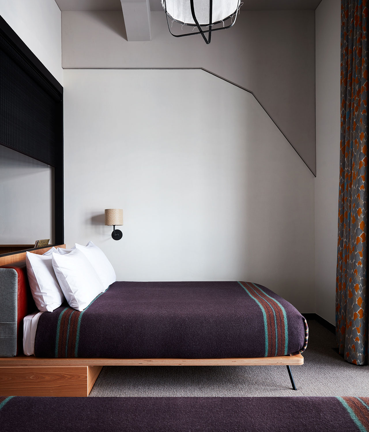 Ace Hotel Kyoto. Guestroom. Photo by Stephen Kent Johnson.