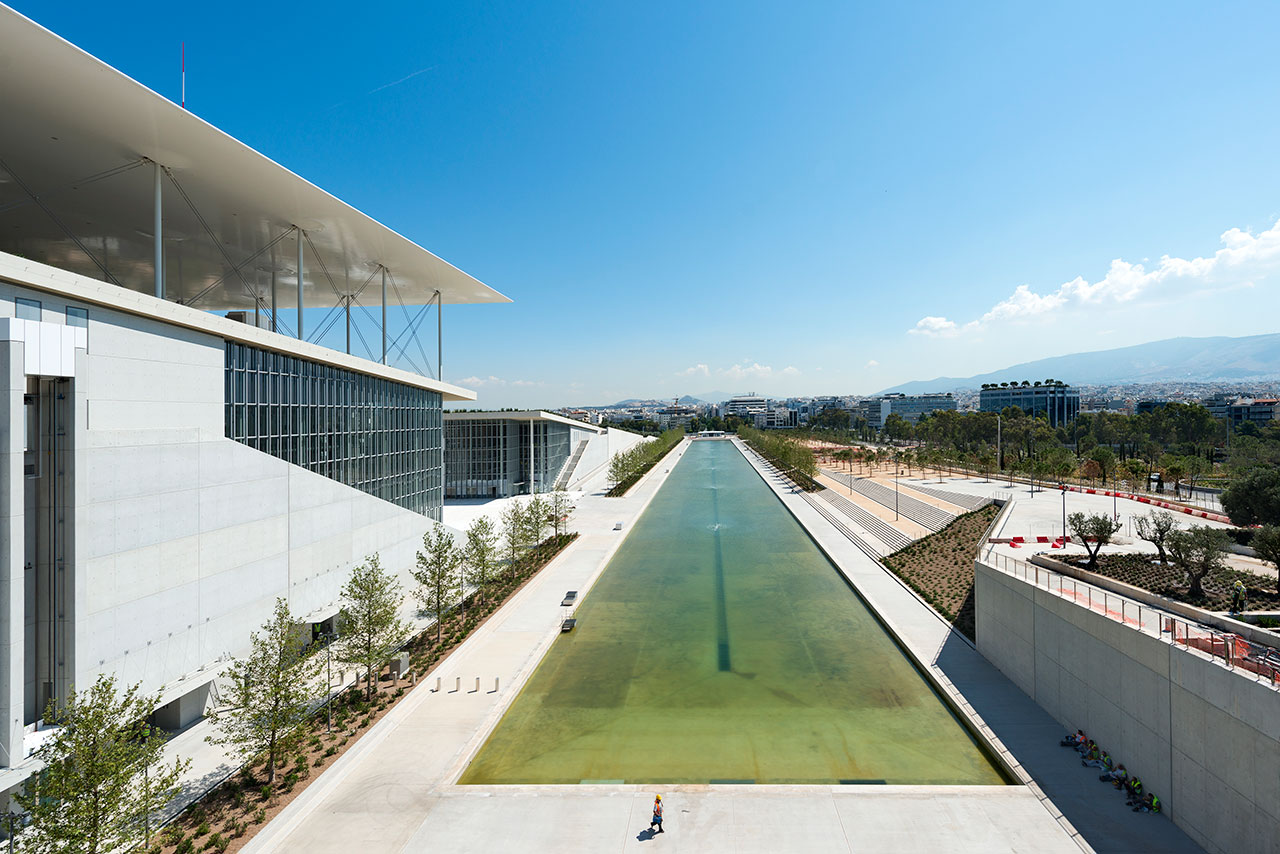 The Canal. Photo © SNFCC / Yiorgis Yerolymbos.