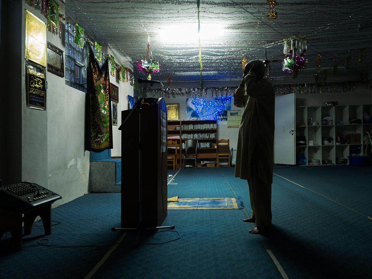 Bilal Mosque, Marathon© Tassos Vrettos.