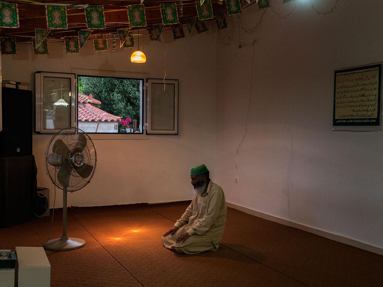 Muslim Mosque, Marathon© Tassos Vrettos.