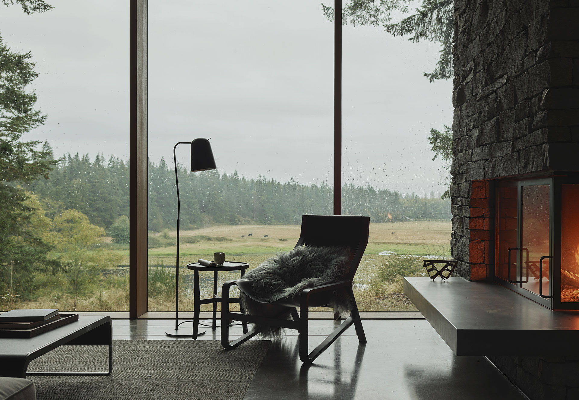 Whidbey Farm by mwworks. Photo by Kevin Scott.