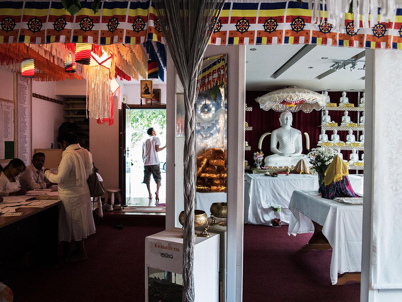 Cultural Centre - Sri Lanka, Neo Psychiko© Tassos Vrettos.