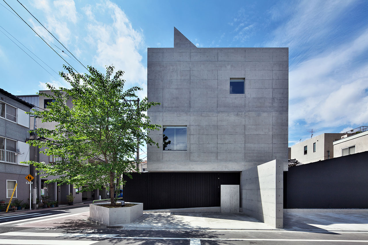 Photo ©Satoru Hirota Architects.