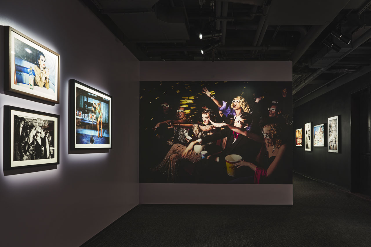 Exhibition view. Photo by Adrian Gaut.